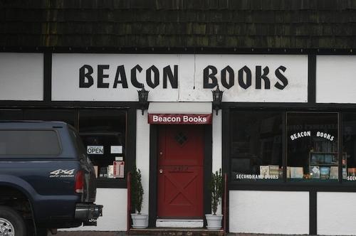 Beacon Books - Sidney Booktown