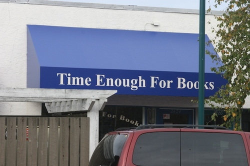 Time Enough for Books - Sidney Booktown